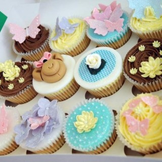 National Cupcake Week and A Course at Cakes 4 Fun