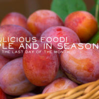Simple and in Season September Blogging Event