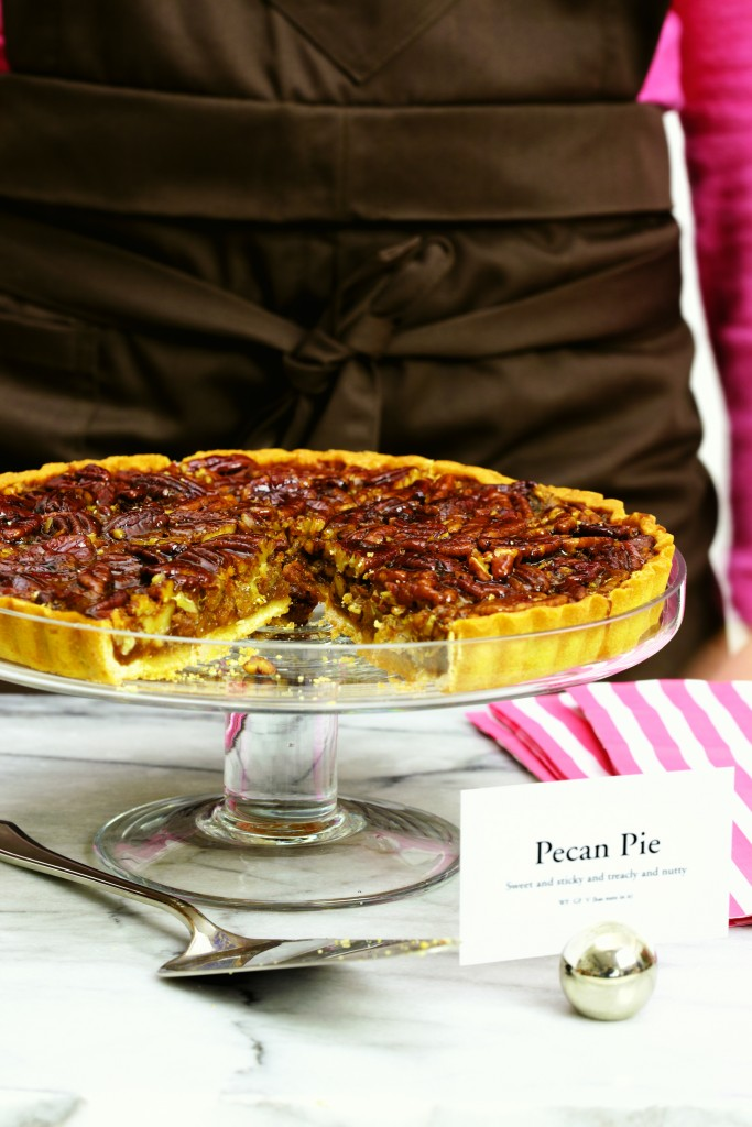 Claire Ptak & Henry Dimbleby's Pecan Pie Recipes — Dishmaps