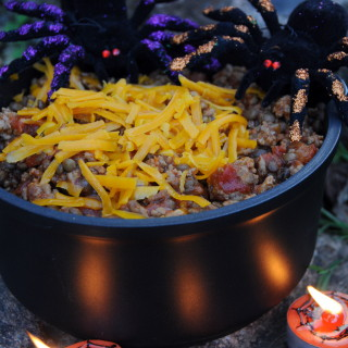 A Bubbling Cauldron of Lamb Rapid Ragu (Nigella)
