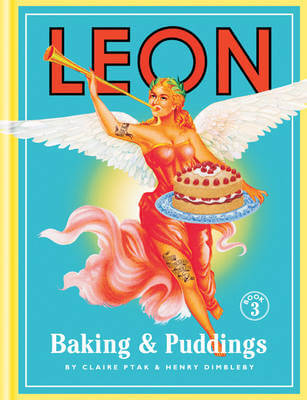 Lemon Pudding (Leon)