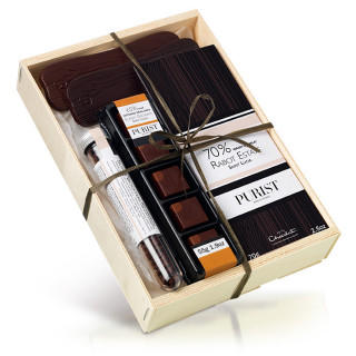 Hotel Chocolat The Purist Collection (Giveaway Closed)
