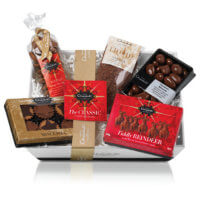 Review Hotel Chocolat – The Classic Christmas Basket (Giveaway Closed)