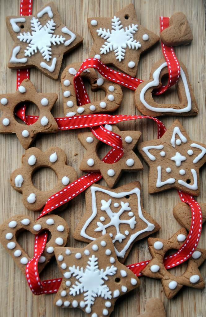 Pierniczki Polish Spiced Christmas Cookies Ren Behan