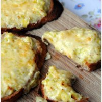 Quick Lunch: Cheese and Leek Toastie – River Cottage Veg Everyday