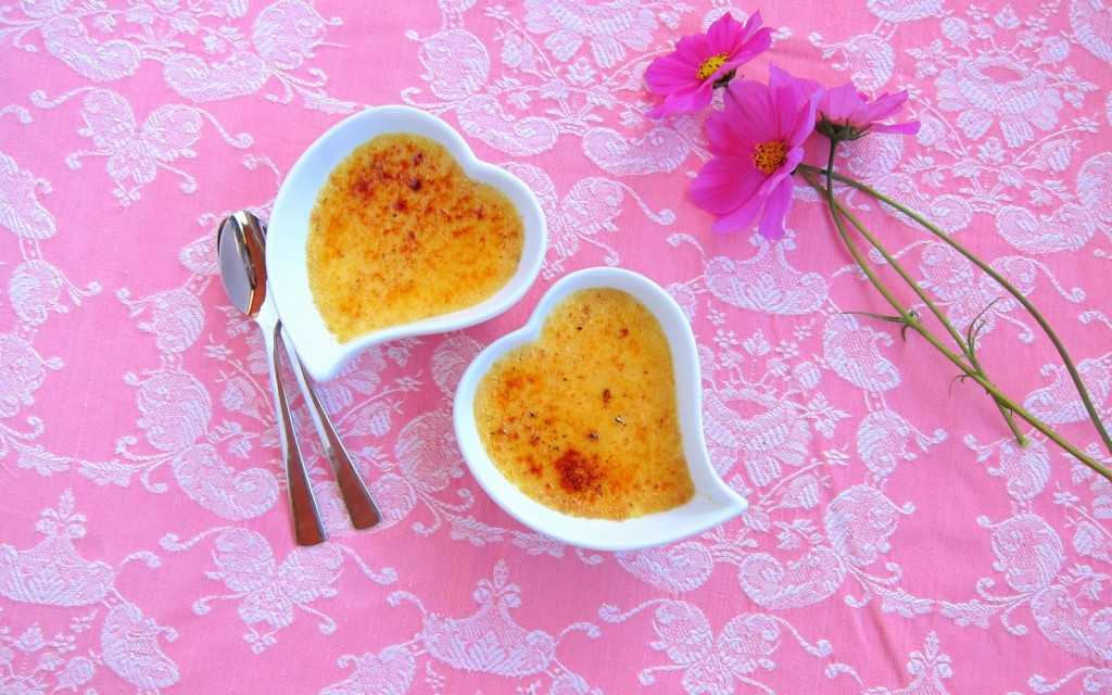 Crema Catalana (Pressure Cooked)