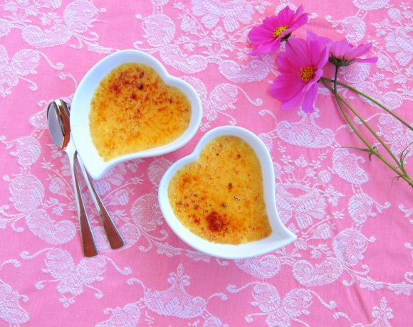 Pressure Cooking: Crema Catalana (Spain's Creme Brulee) by Laura Pazzaglia