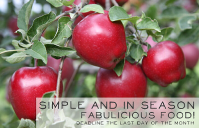 Simple and in Season on Fabulicious Food! Winter Round-Up (Part One)