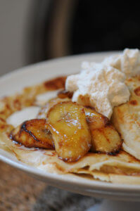 Bananspancakes