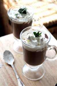 Ultimate Mint Hot Chocolate