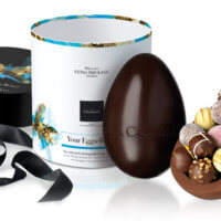Giveaway Winner: Hotel Chocolat Your Eggscellency Extra Thick Easter Egg
