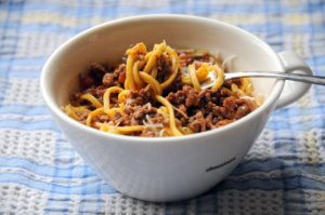 Slow Cook Bolognese Ragu
