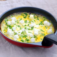 Recipe: Feta and Chive Omelette (and a Neoflam Pan Review)