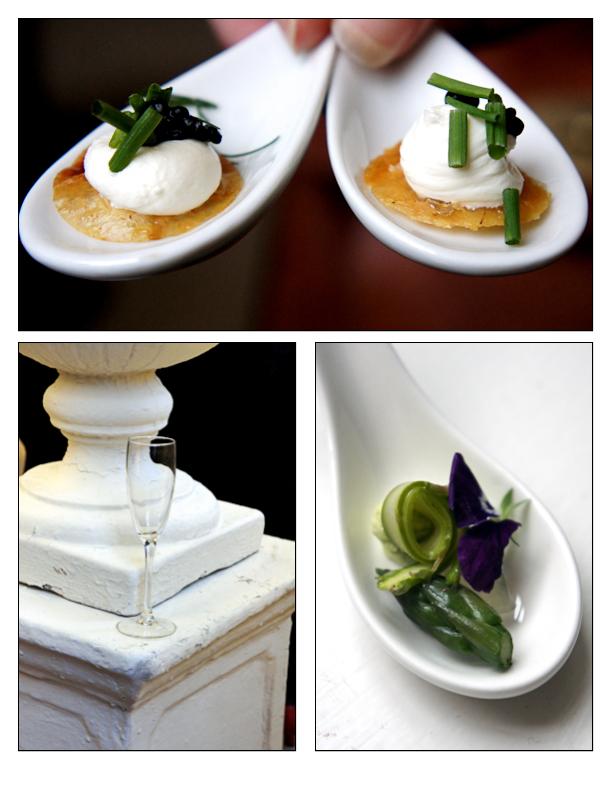 The waitrose summer party at kensington palace ren behan for Waitrose canape selection