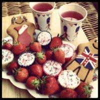 Waitrose 'Best of British' Jubilee Street Party Hamper