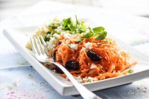 Polish Carrot and Apple Salad (Surówka)