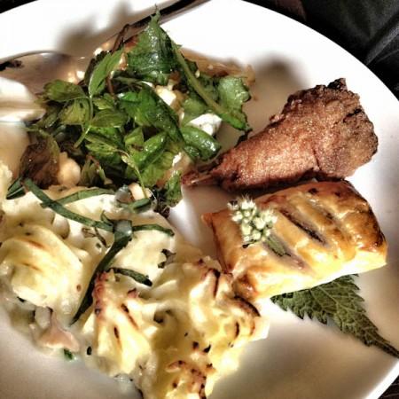 Foraging Banquet-