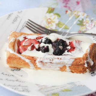 Easy Summer Fruit Tartlets