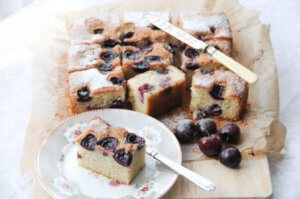 Cherry Cake Ren