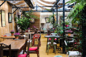 Petersham Nurseries Cafe