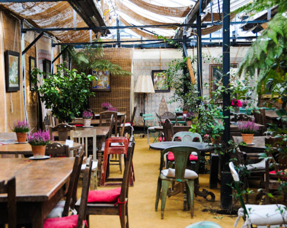 First Visit to Petersham Nurseries Teahouse and Cafe