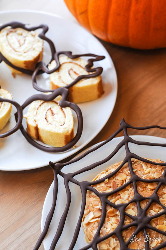 Halloween Chocolate Shapes