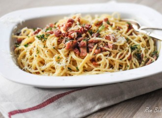 Spaghetti Carbonara
