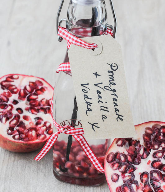 Pomegranate Vodka