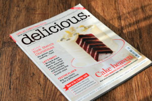 Delicious Magazine January
