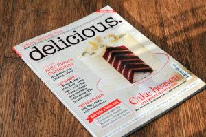 Delicious Magazine January