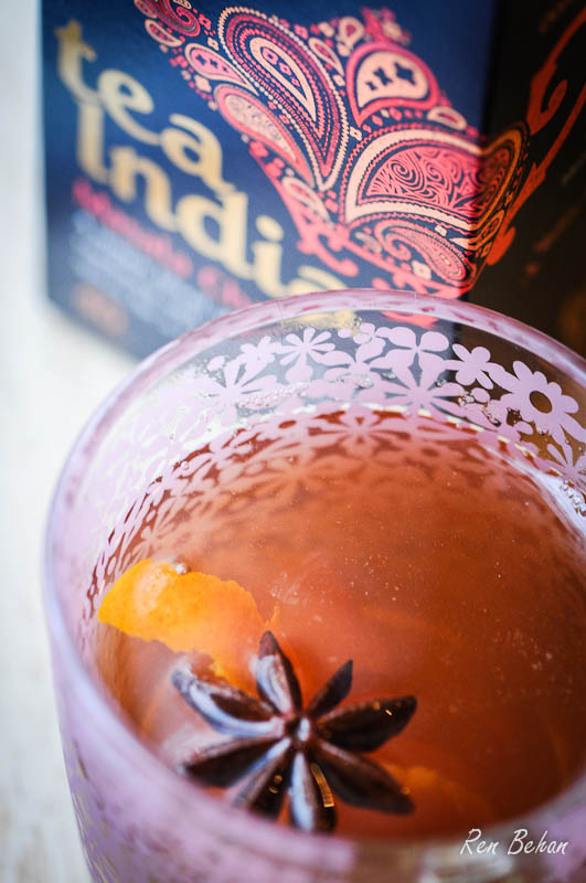 Masala Chai Hot Toddy