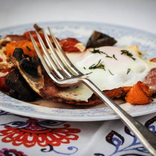 One Pan Polish Breakfast – Farmhouse Breakfast Week 2013