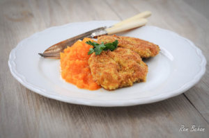 Breaded Pork Steaks