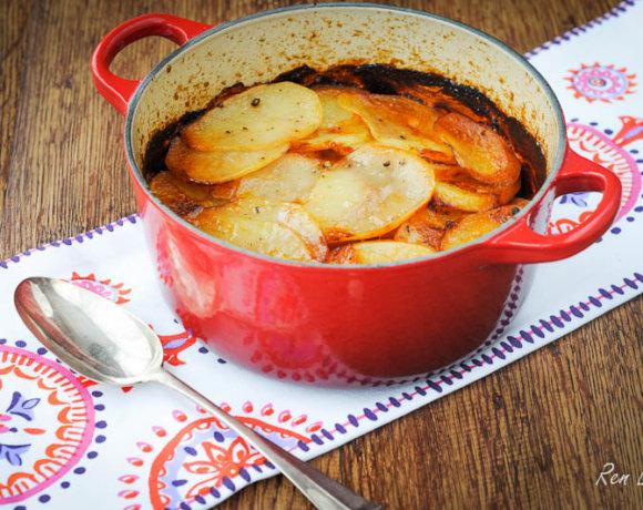 Recipe: 'Almost Spring' Lamb Hotpot