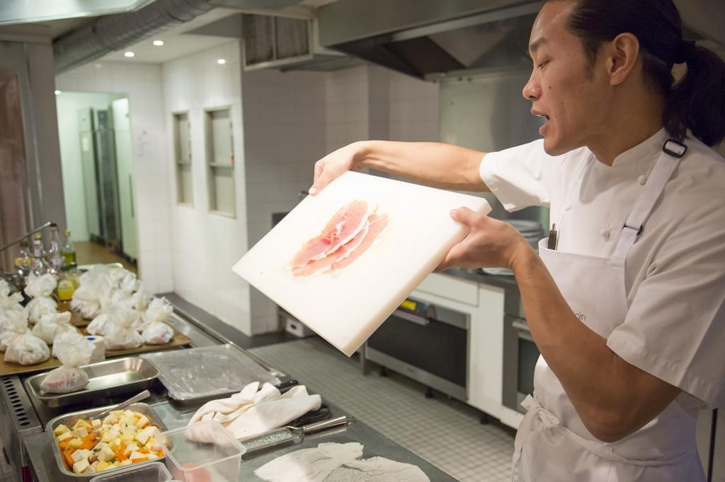Tanaka_Prepping