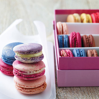 French-Macarons