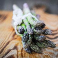 British Asparagus Season 2013