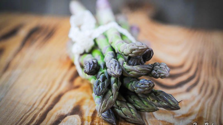 British Asparagus Season 2013