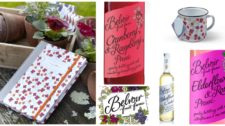 Giveaway: Belvoir Fruit Farms Hamper (worth 63.00)