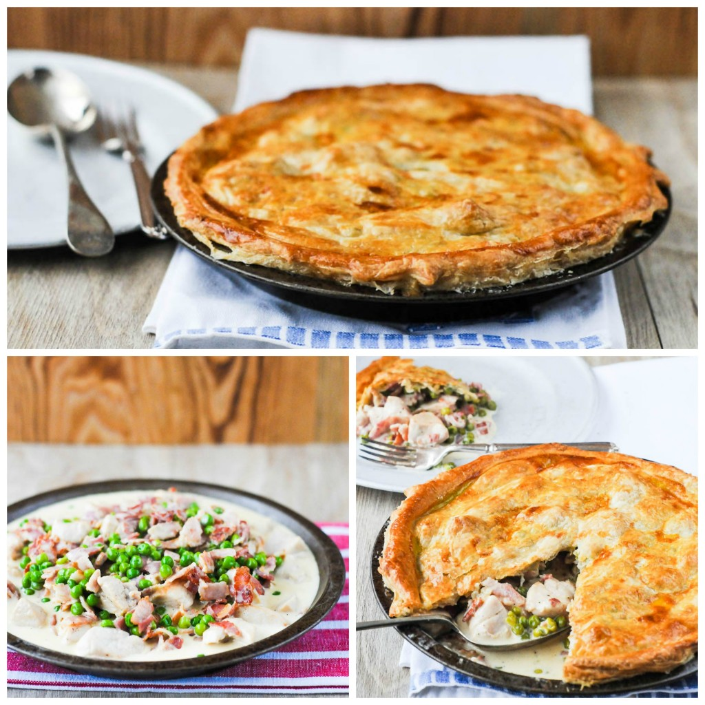 Easy Chicken Pie