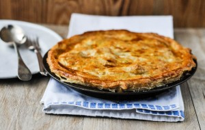 Easy Chicken Pie - Landscape RB-1