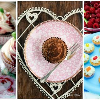 National Cupcake Week – Three Favourite Recipes