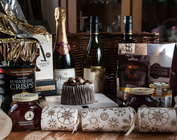 Review: John Lewis Christmas Sparkle Hamper