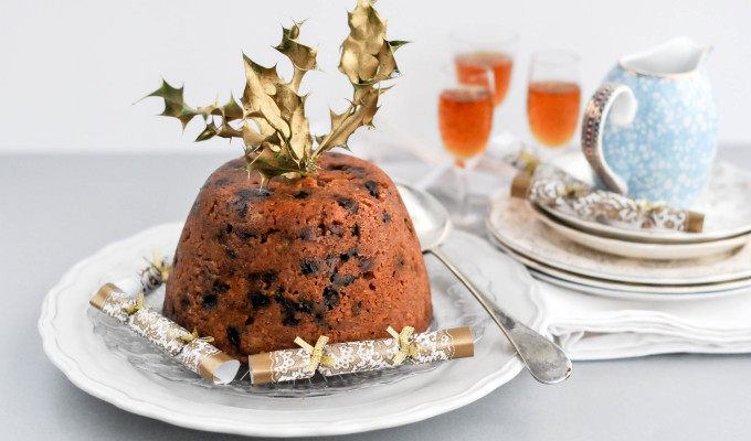 Stir-Up Sunday & a Nut-Free Christmas Pudding