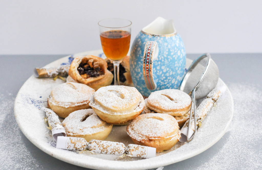 Nut Free Mince Pies