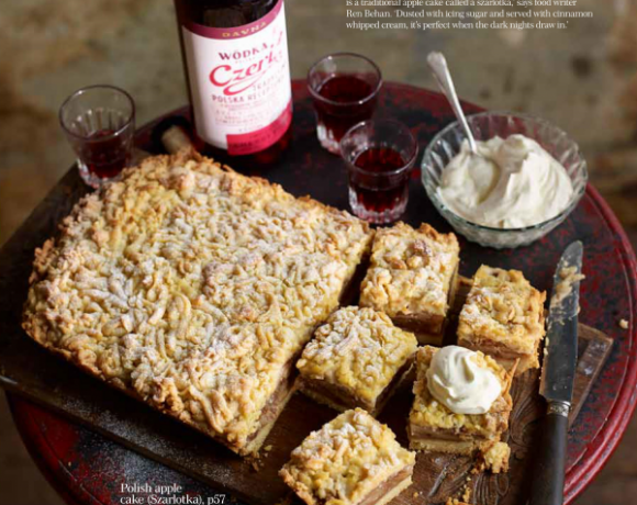 Polish Apple Cake – BBC Good Food Magazine