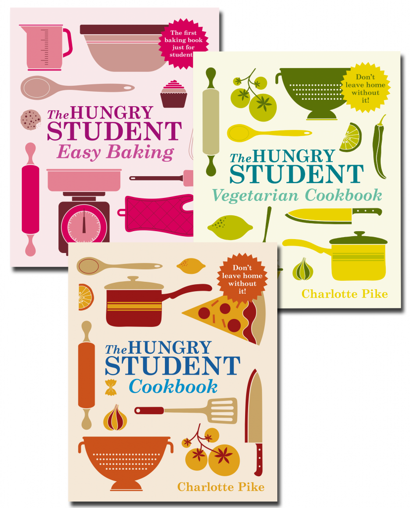 Hungry Student Cook Books