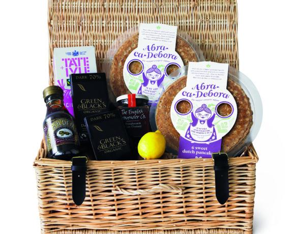 Giveaway: Abra-ca-Debora Pancake Day Hamper