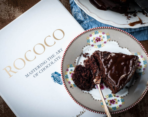 Vegan Chocolate Cake – Affinities Cake from Rococo