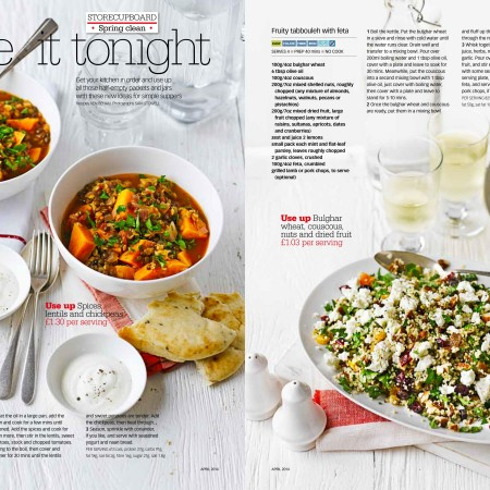 BBC Good Food Magazine Ren Behan